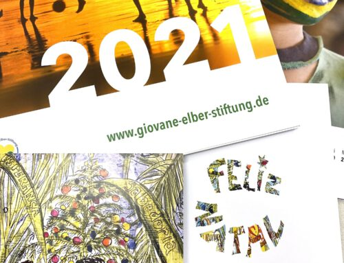 Unser Kalender 2021 ist fertig!
