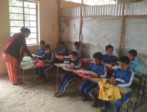 Übernahme der Kosten für eine Allroundlehrerin & Fertigstellung Schulgebäude an der Janashakti Primary School, Tupche